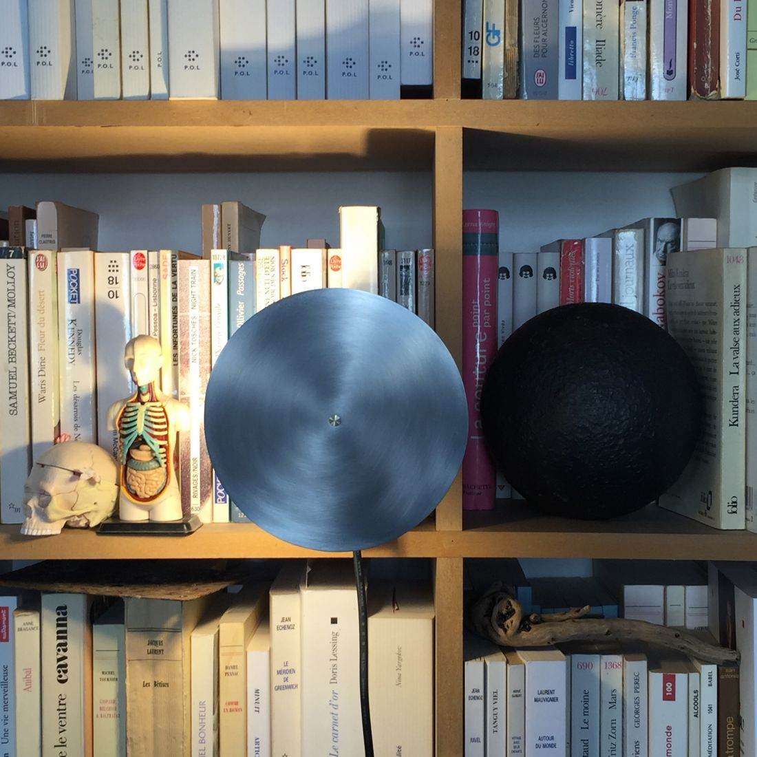 - Des lampes - Axel Loiselet